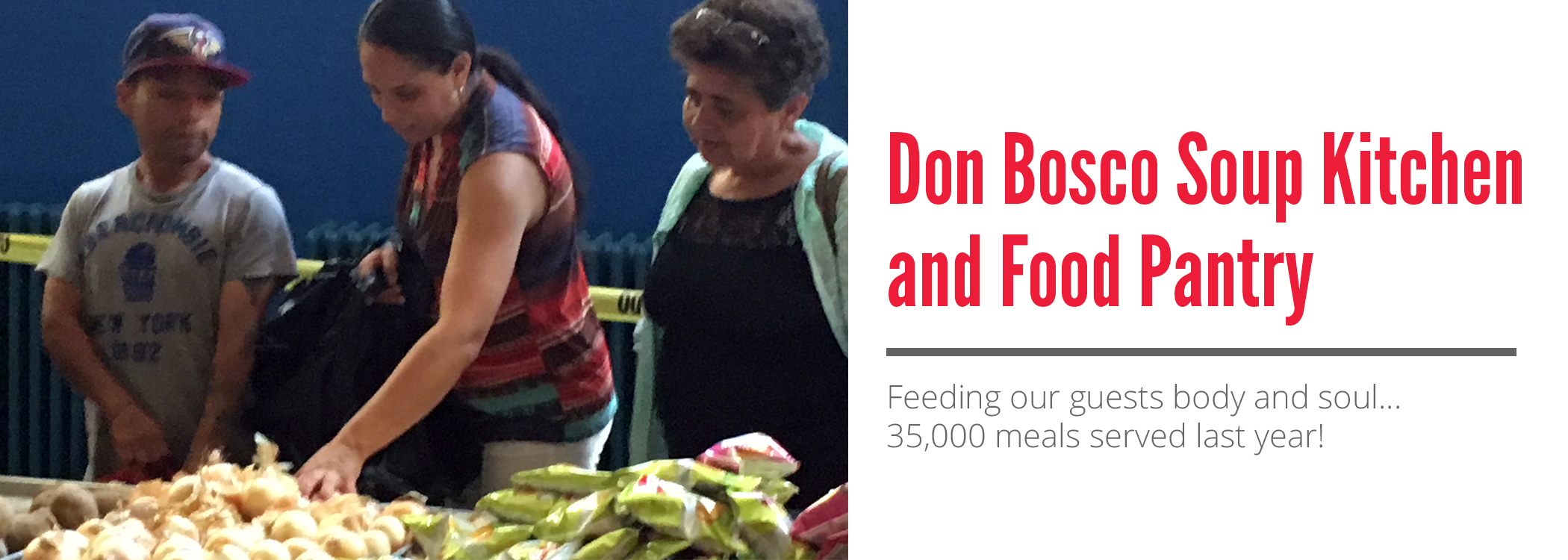 Don Bosco Soup Kitchen