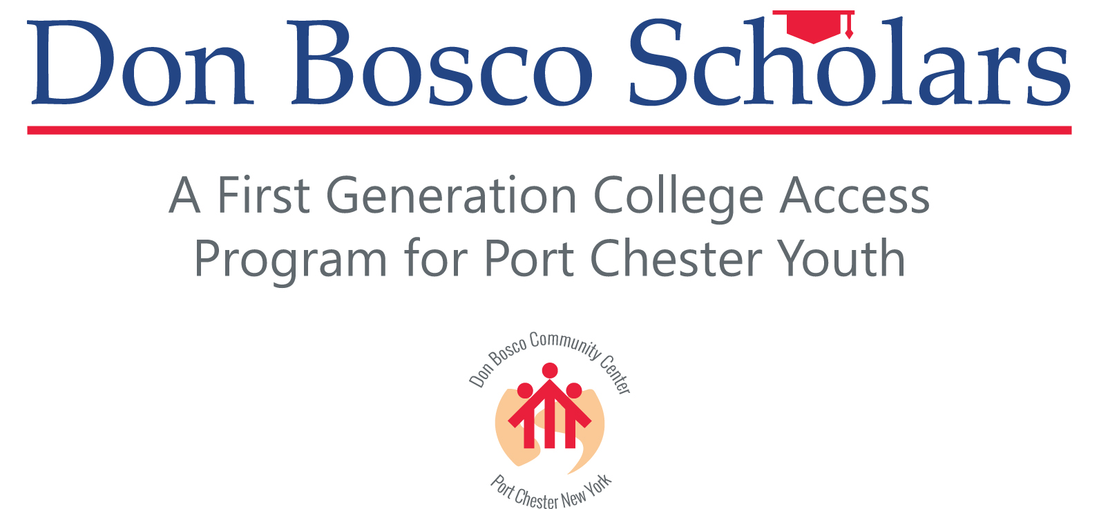 Don Bosco Scholars: College Access for Port Chester Youth Logo