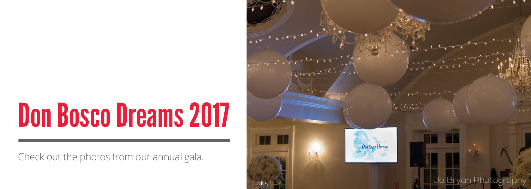 Don Bosco Dreams Gala Gallery