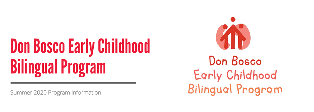 Early Childhood Bilingual Summer Program 2020